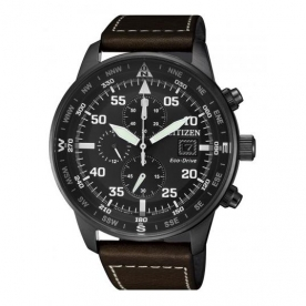 OROLOGIO CITIZEN ECO-DRIVE AVIATOR CHRONO
